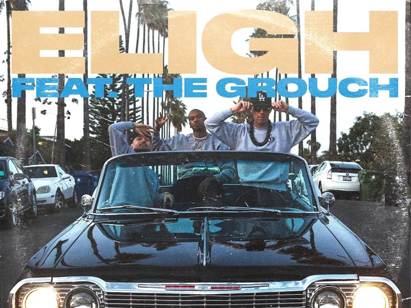 "Eligh Takes Over L. A. With The Grouch & DJ Fresh On ""the Pain Of The Breakup"" Video"