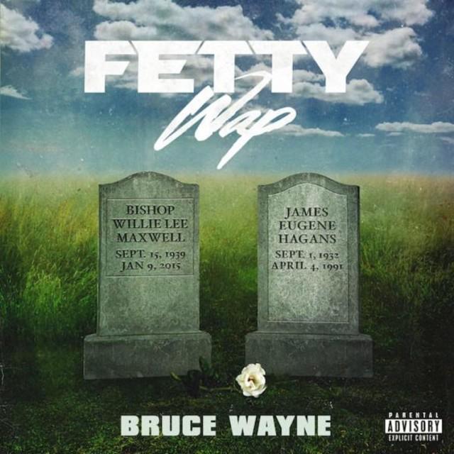 """Fetty Wap Is """"Bruce Wayne"""" On Latest Mixtape"""
