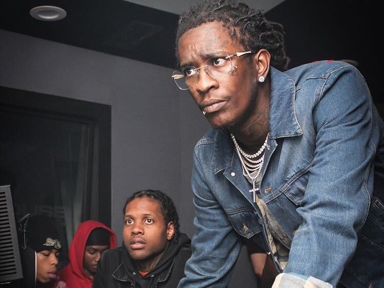 Tweets Is Watching: Young Thug & Lil Durk's Studio Photo Hits Meme Status