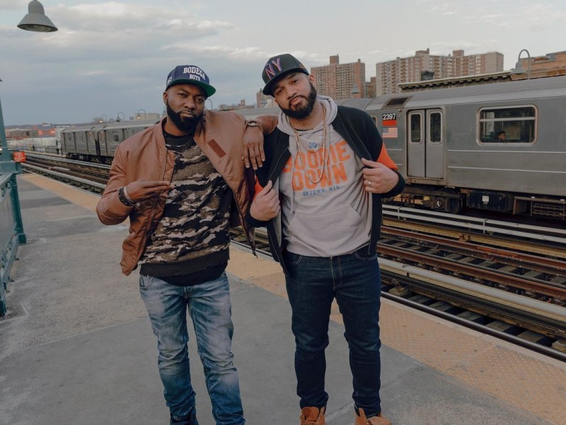 Desus & Mero Seem To Get Out Of Viceland For Showtime