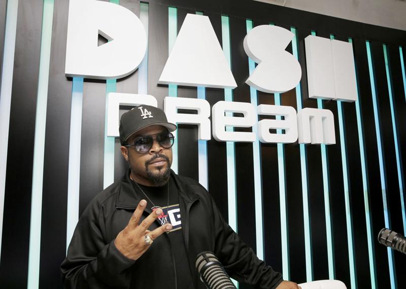 Ice Cube Ushers In Dash Radio's BIG3 Radio With Smiles & Confidence