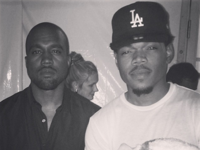 Are Chance The Rapper & Kanye West States For The 7-Track Project?