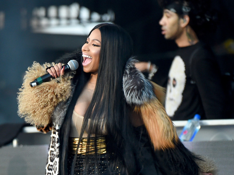 Nicki Minaj & Post Malone Title of JAY-Z In the united states 2018