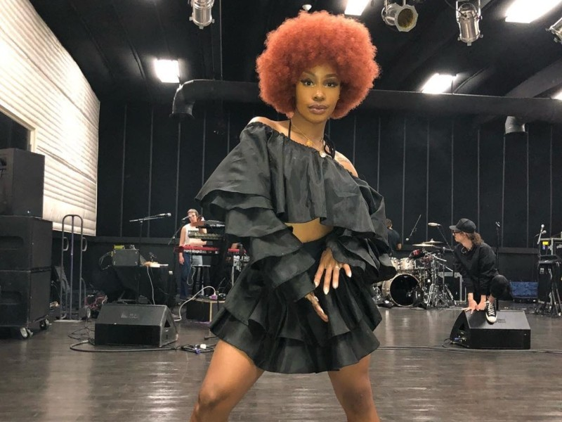 SZA Sings At Her High School Hall Of Fame Induction