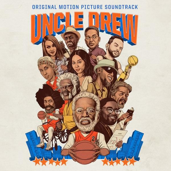 "Stream ""Uncle Drew"" Soundtrack Featuring Kyrie Irving, Dipset, GoldLink & More"