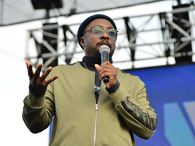 Will.i.am Credits David Faustino For His First Record Deal With Eazy-E