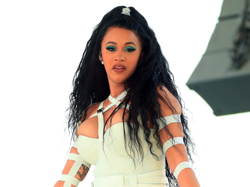 Cardi B Slaps Ex-Manager With $15M Counter-Suit