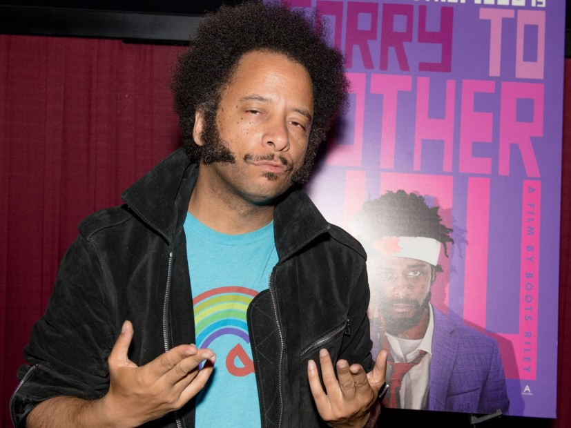 "Snoop Dogg Jordan Peele, the People you Love Boots Riley ""sorry to Bother You"" Movie"