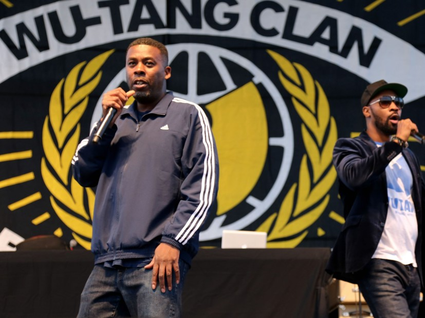 "Wu-Tang Clan Plots ""Enter The Wu-Tang (36 Chambers)"" 25th Anniversary Tour"