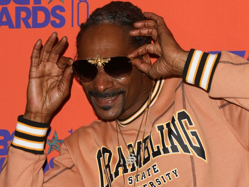 Snoop Dogg's Alleged Cheating Comes With Celina Powell Receipts