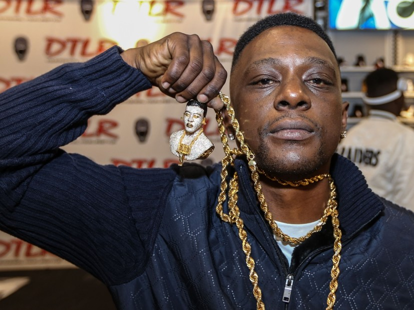 Boosie Badazz Goes Ballistic After The Baby Mama Accuses Him Of Having Her Brother Killed