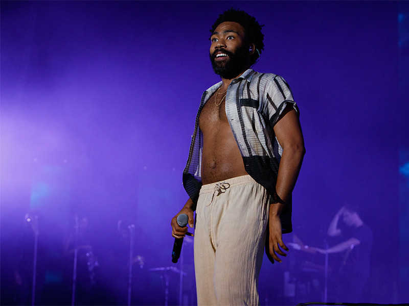Childish Gambino Treats Fans To Free Ice Cream During Promo Pop-Up
