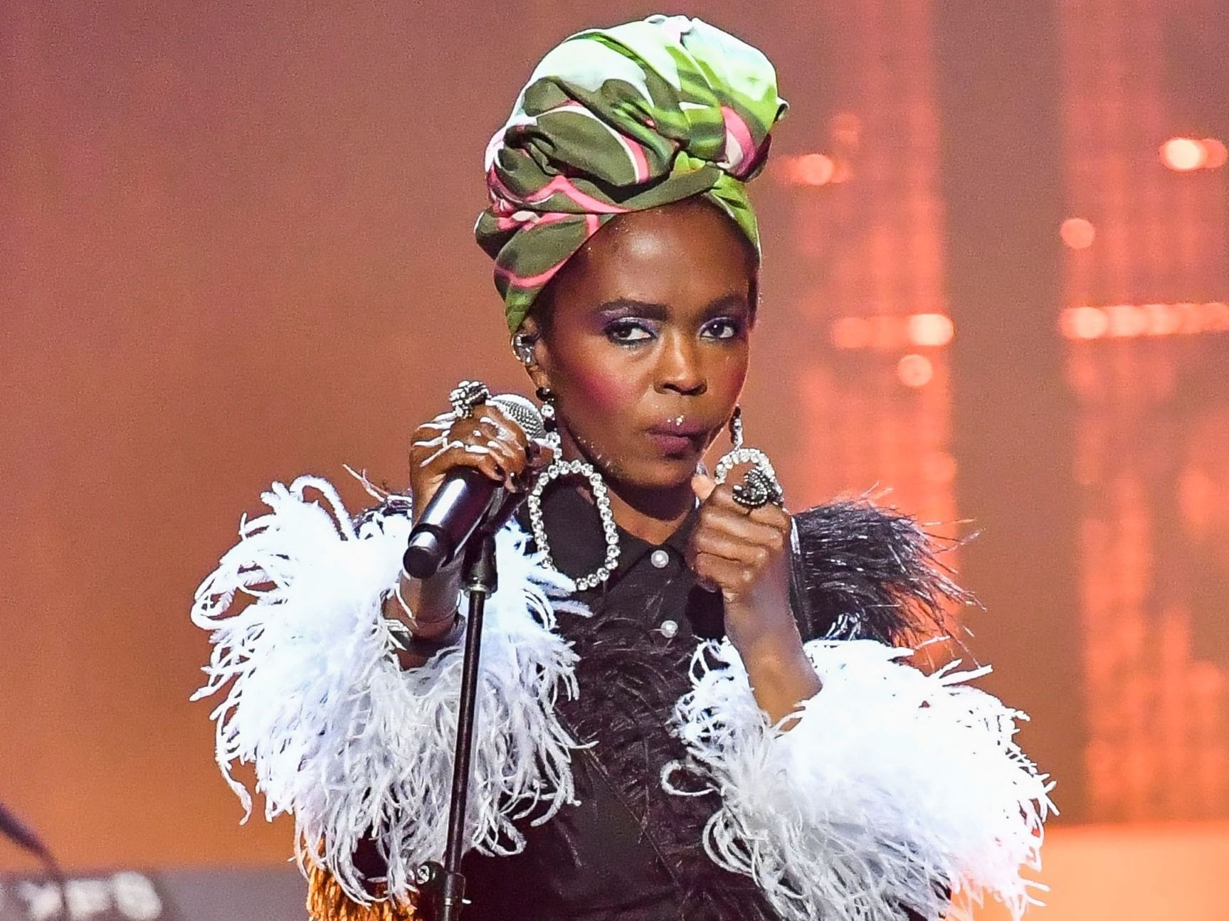 Lauryn Hill Infuriates Concertgoers In Toronto
