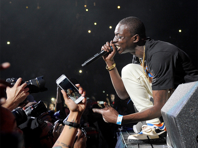 Bobby Shmurda Isn't Beefing With 6ix9ine But Has Some Advice For New Rappers