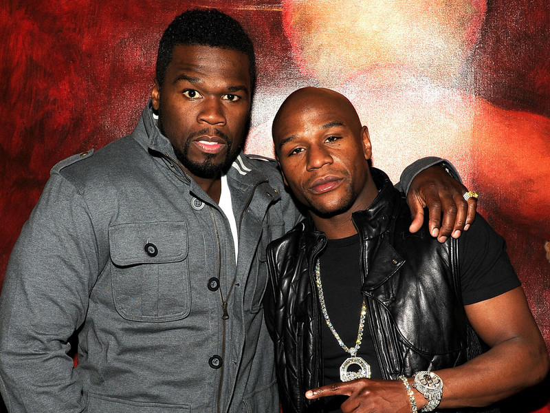 "Floyd Mayweather Goes By 50 Cent: ""You Are A Certified Snitch"""