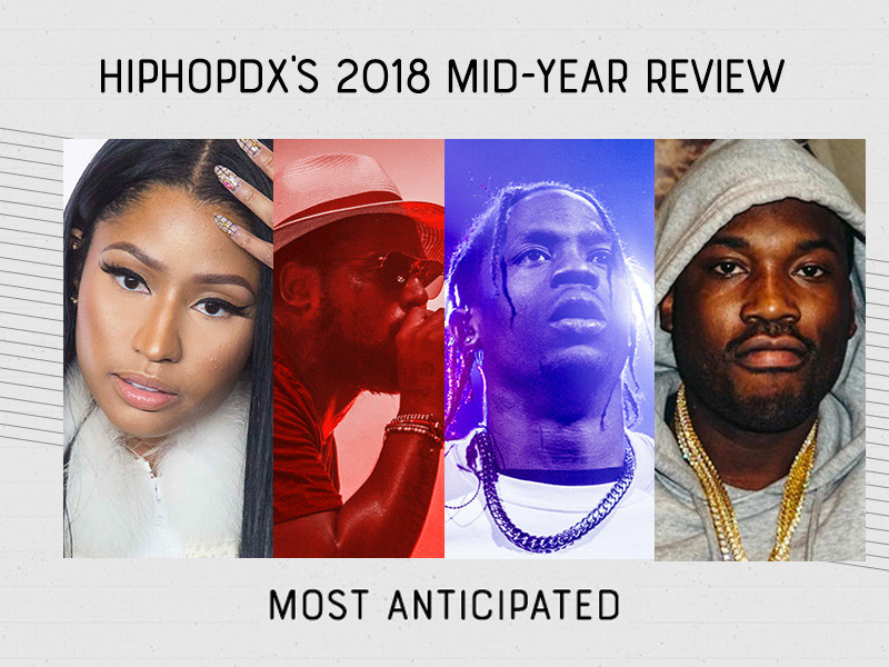 The 10 Most Anticipated Rap Albums For The Rest Of 2018