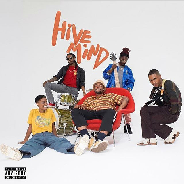 "Review: The Internet Harness Collective Grooves On ""Hive Mind"""