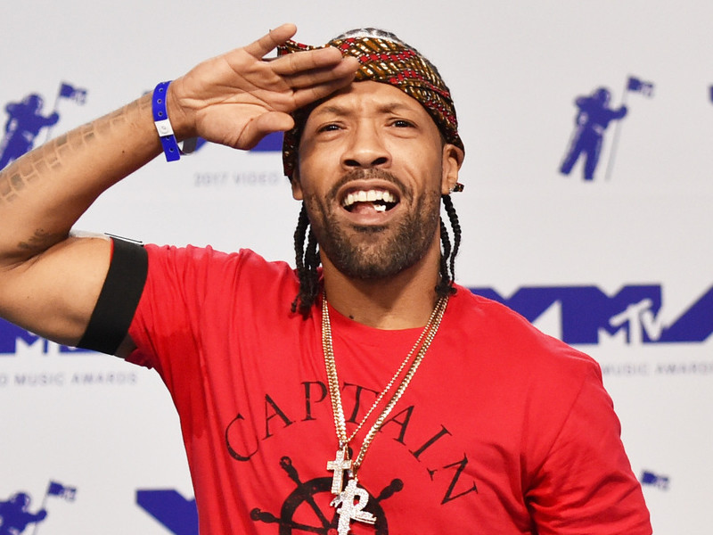 """Redman Tells The World that He is Incredible, """"Already!"""" Video"""