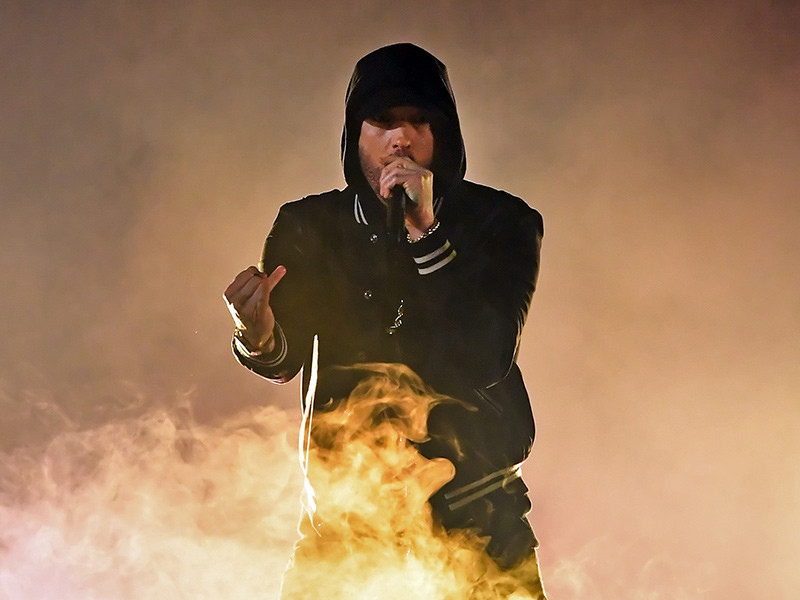 "Eminem Fight Against The Mark Of The Battle Of ""E13"" Clothing Line"