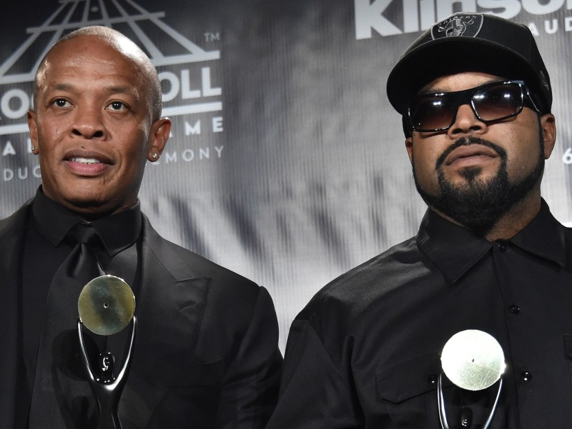 Dr. Dre And Ice Cube Cleared Of Any irregularity In Suge Knight Hit-and-Run Case