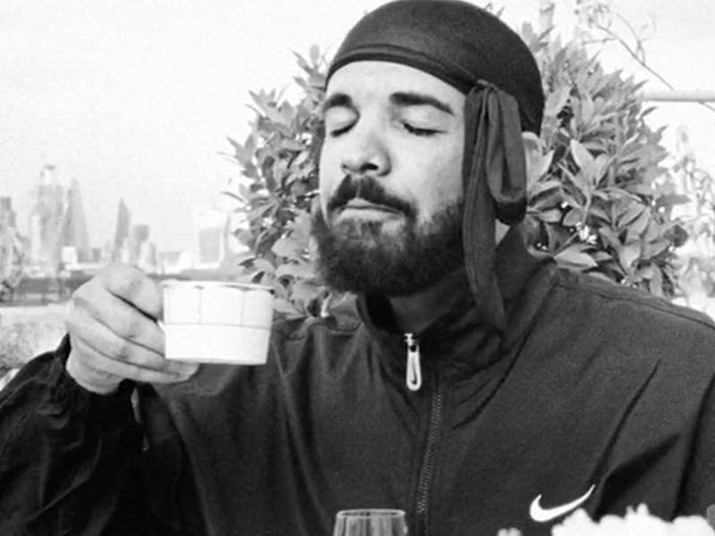 "Drake Hits London For ""Non-Stop"" Video"