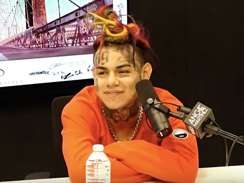 "Tekashi 6ix9ine don't Want to ""the King Of New York"", the Title Already"