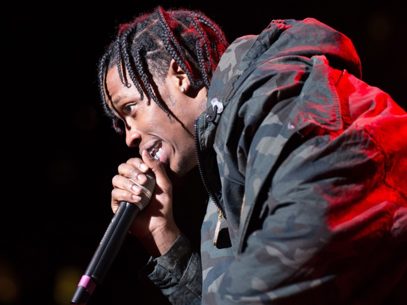 "Travis Scott Drops Long-Awaited ""Astroworld"" Album"