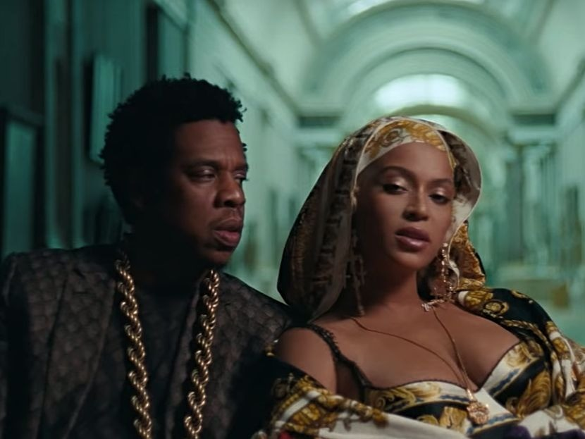 "JAY-Z AND Beyoncé ""APESHIT"" Video Inspires Tour In The Louvre museum"