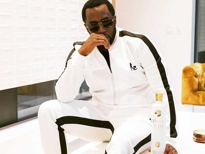 Diddy Laments Of Glass Ceiling, Black Executives In The Music Industry