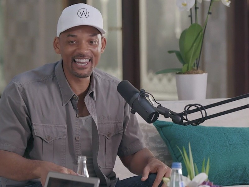 Will Smith Credits of Social Media to Re-inspire Your Creativity
