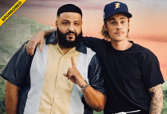 """DJ Khaled, Justin Bieber, Chance The Rapper And Quavo Rock KandyPens In the """"no-brainer"""" Video"""