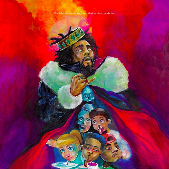 Mid-Year 2018 640 - J Cole KOD