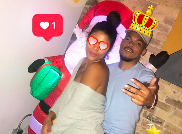 Tweets Is Watching: Chance The Rapper DMs A Fan About His Engagement Video