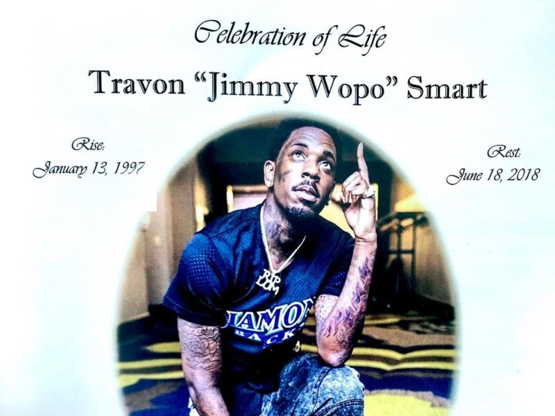 """Jimmy Wopo Posthumously Releases """"Lane Life"""" Video"""