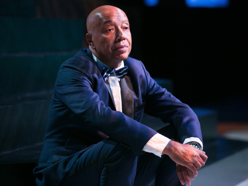 Russell Simmons Issues Statement After Latest Rape Allegation