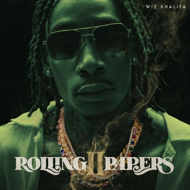 "Review: Wiz Khalifa's Lengthy ""Rolling Papers II"" Is Worth Its Weight In K.K."
