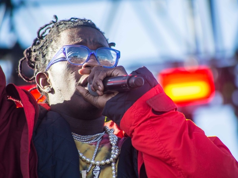 "Young Thug Posts Possible ""Slime"" Language Of Project Date Of Launch"