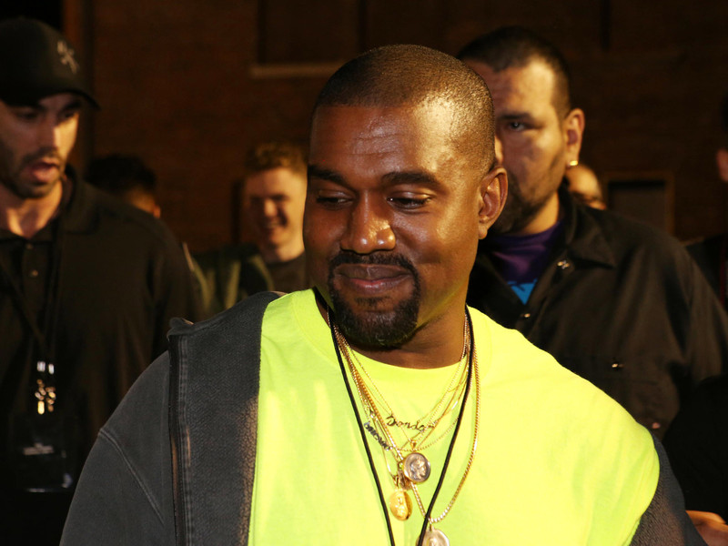 Kanye West Receives Free Lifetime Membership To Pornhub