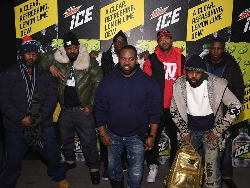 Wu-Tang Clan, you Earn 1 Billboard Charting Single In 16 Years, Thanks To the Logic