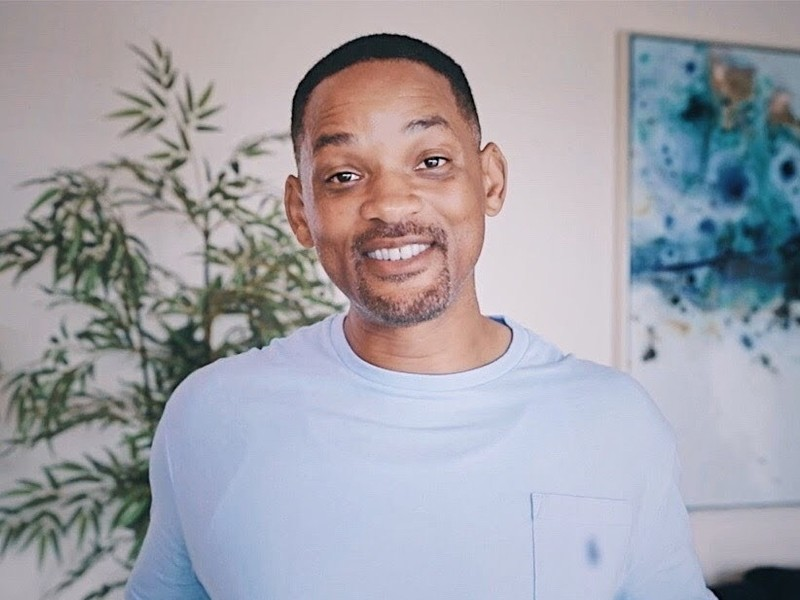 Will Smith Is Bungee jumping From A Helicopter For His Birthday number 50 And the Charity