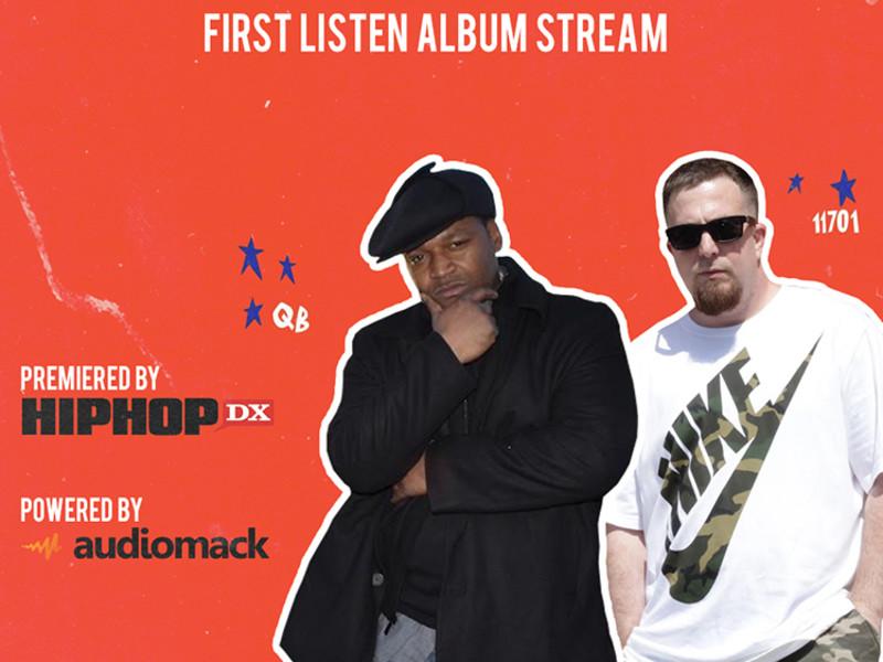 "#DXCLUSIVE: Tragedy Khadafi & BP Debut ""Immortal Titans"" Album Stream"