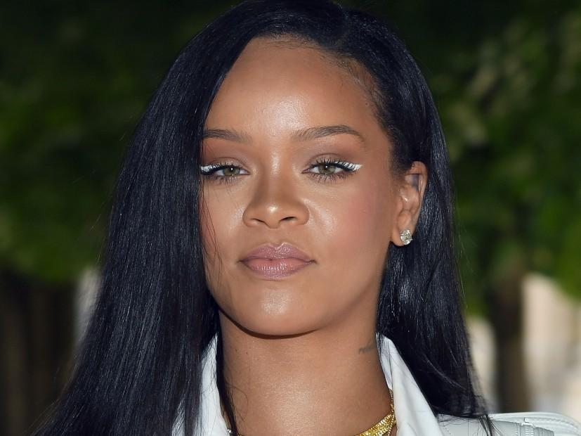 "Watch 1st Clip Of Rihanna & Donald Glover's Secret Film ""Guava Island"""