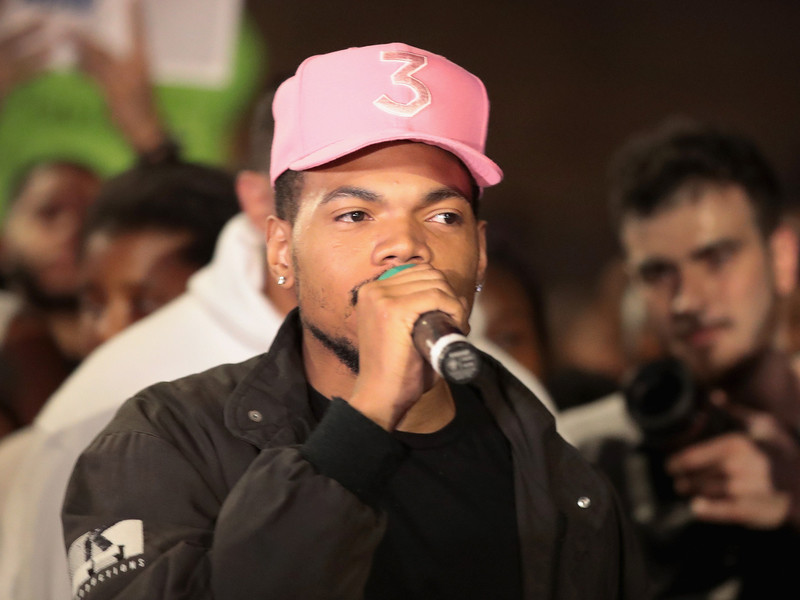 Chance The Rapper To Title of Spotify RapCaviar Live In Brooklyn