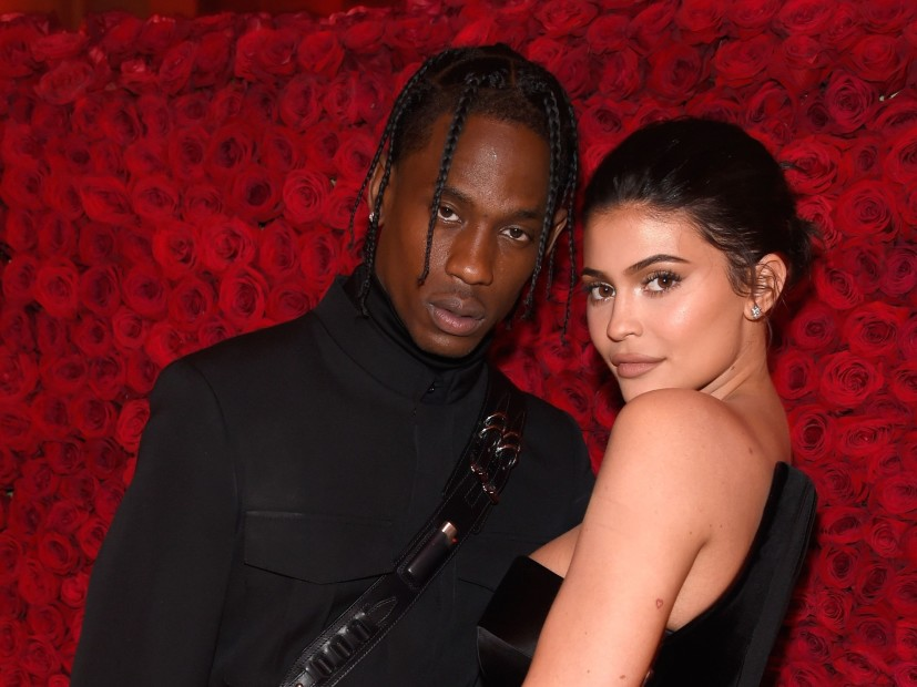 "Travis Scott Calls Kylie Jenner His ""Wife"" During The Concert Of Houston"