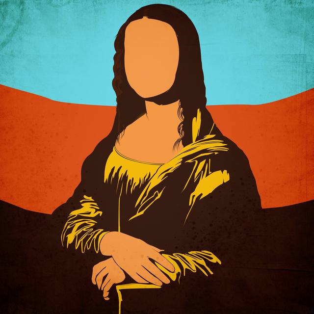 Image result for mona lisa album cover