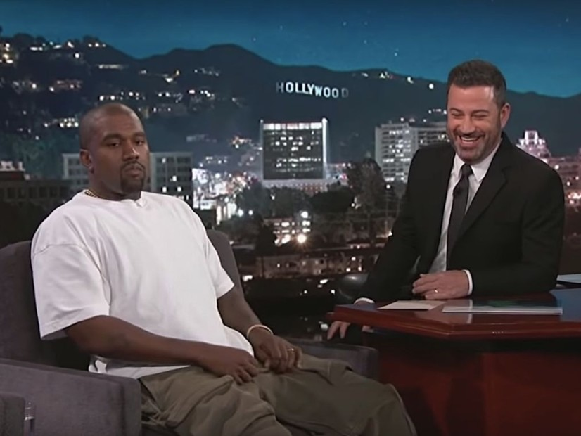 Jimmy Kimmel Explains Why He Cut Off Kanye West After Trump Question
