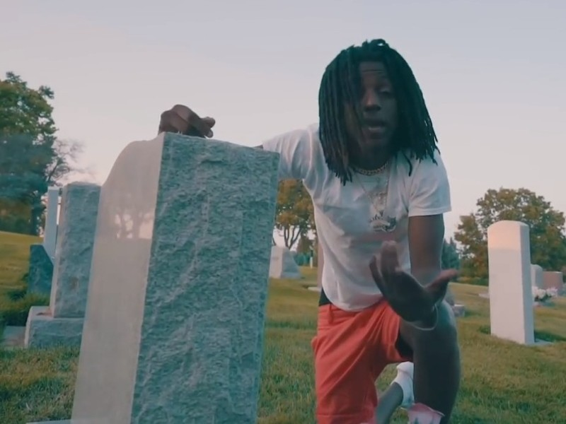 "OMB Peezy Mourns the death of His Friend, Fallen In ""My Dawg"" Video"