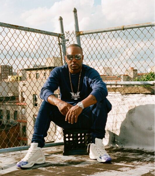 "Cam'Ron & Reebok Unveil ""Fleebok 4"" Collaboration"