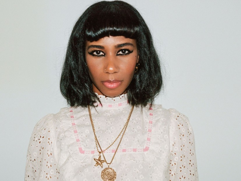 "Santigold On How She Finished ""I Don't Want"" At 9 Months Pregnant"