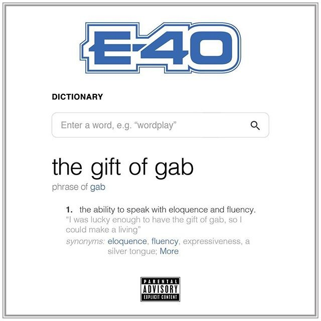 "Review: E-40's ""The Gift Of Gab"" Is A Bold Return To Form"